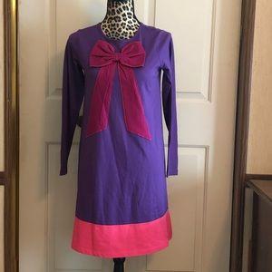 💜Hanna Andersson Girls dress size 12